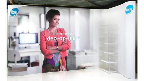 marketingstrategie, Vitrine ABC Display